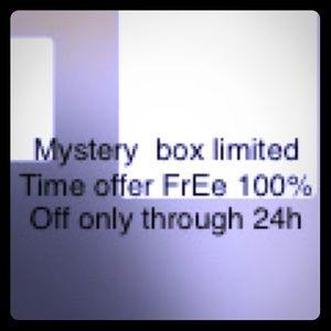 !!!!Free Mystery Box!!!😱😱
